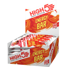High5 Energy Bar Box 25x55g, Berry